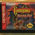 Game of the Week (9/4/16) – Castlevania Bloodlines