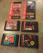 Genesis Fighting Games