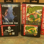 Additional Complete Titles – Boogerman, Demolition Man, Desert Strike