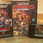 Streets of Rage Series
