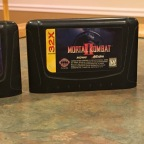 32X Fighting Games – Virtua Fighter, Mortal Kombat 2, Cosmic Carnage