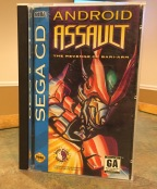 Sega CD Shooters – Android Assault & Sol-Feace