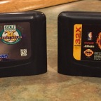 32X Sports Titles – 36 Great Holes & NBA Jam Tournament Edition