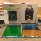 Vectrex Racing Games – Hyperchase & Pole Position