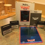 Vectrex Space Shooters – Space Wars, Star Trek & Web Wars