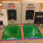 Vectrex Sports Titles – Blitz! and Heads Up