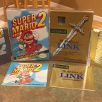 Classic NES Titles Finished As A Kid
