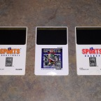 TV Sports Games for TurboGrafx-16