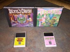 Devil's Crush & Fantasy Zone – TurboGrafx-16