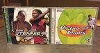 Tennis Games – Virtua Tennis & Tennis 2K2