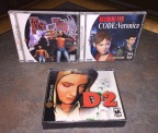 Dreamcast Horror – D2, House of the Dead 2, Resident Evil: Code Veronica