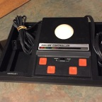 Colecovision Roller Controller with Slither