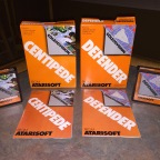 Atarisoft Titles for Colecovision – Centipede and Defender