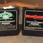 Colecovision Console Exclusives – Cabbage Patch Kids: Adventures in the Park & WarGames