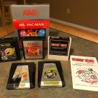 The Icons – Donkey Kong, Frogger, Ms. Pac-Man, Pac-Man, Q*bert