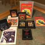 Atari Classics – Asteroids, Combat, Defender, Galaxian, Missile Command, Yar's Revenge