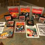 Arcade Hits for the Atari, Vol. 1 – Berzerk, Centipede, Dig Dug, Joust, Jungle Hunt