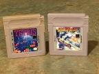 Gameboy Launch Titles – Alleyway & Tetris