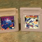 Gameboy Launch Titles – Alleyway & Tetris