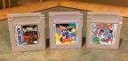 Gameboy Platformers – Castlevania Adventure, Kid Icarus of Myths and Monsters, Mega Man 2