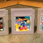 Gameboy Platformers – Castlevania Adventure, Kid Icarus of Myths and Monsters, Mega Man 2
