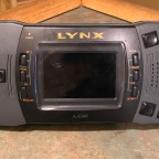 Console/System of the Month (June 2017) – 8/16 Bit Handhelds – Atari Lynx