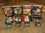 Atari Lynx Game Set pt. 1 – Hydra, Kung Food, Tournament Cyberball, Xybots