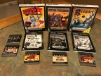 Atari Lynx Game Set pt. 2 – Batman Returns, California Games, Crystal Mines 2, Rampart, Steel Talons
