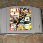 Nintendo 64 Sports – NFL Quarterback Club '98