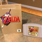 Game of the Week (7/16/17) – The Legend of Zelda: Ocarina of Time