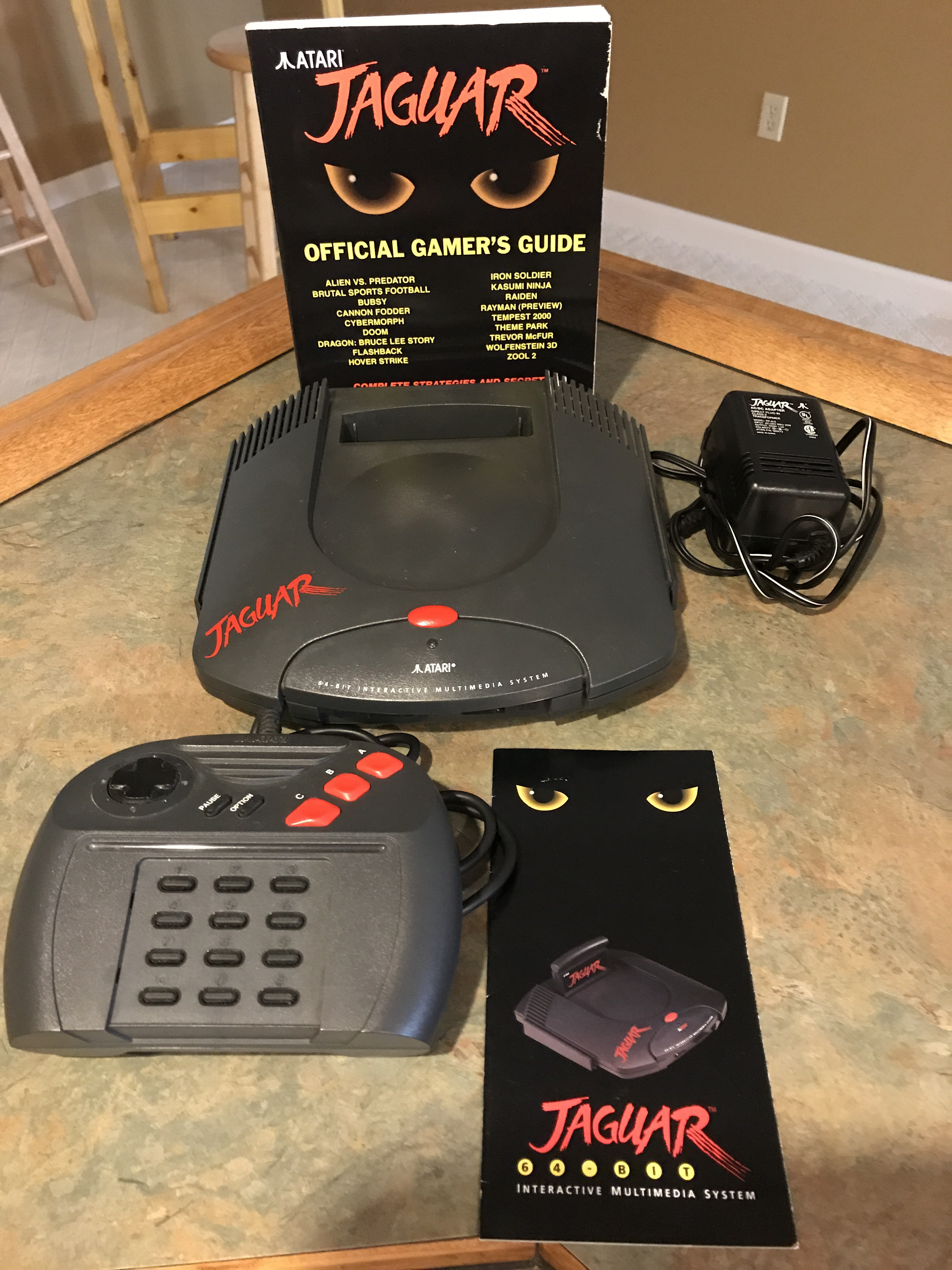 Console of the Month (August 2017) – Atari Jaguar
