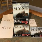 Myst for the Jaguar CD