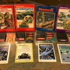Army/Strategy/Adventure – Advanced Dungeons & Dragons, Armor Battle, Mission-X, Utopia