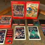 Intellivision Action – Frog Bog, Lock n' Chase, Shark! Shark!
