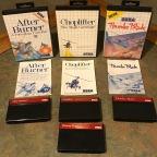 Master System Shooters – After Burner, Choplifter, Fantasy Zone, Thunder Blade