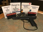 Master System Peripherals 1: Light Phaser w/ Hang On/Safari Hunt & Gangster Town