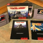 SNES Shooters – Star Fox & U.N. Squadron