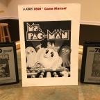 7800 Classic Arcade – Centipede, Ms. Pac Man