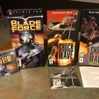 Futuristic Shooters – Blade Force & Shockwave