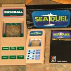 More Microvision – Baseball & Sea Duel