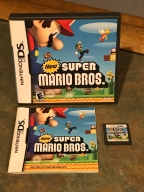 Game of the Week (6/24/18) – New Super Mario Bros. for the DS