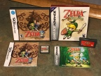 The Legend of Zelda for Handhelds – The Minish Cap for GBA, Phantom Hourglass for DS