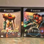 Metroid on the Gamecube – Metroid Prime, Metroid Prime 2: Echoes