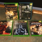 Stealth/Tactic & Licensed Titles – Full Spectrum Warrior, Tom Clancy's Splinter Cell, Buffy the Vampire Slayer, The Chronicles of Riddick, Star Wars Battlefront