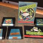 Parker Bros Titles – Frogger, Gyruss, Popeye, Q*bert,