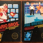 Early Nintendo Entertainment System (NES) Box Art Designs – Black Box Titles Part 1
