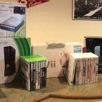 The Rest of My Collection – Xbox 360, Nintendo Wii, Nintendo Wii U