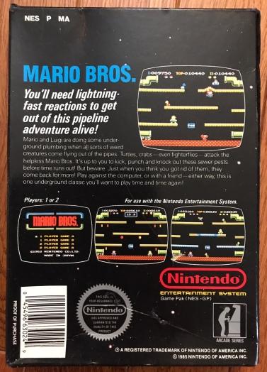 Early Nintendo Entertainment System (NES) Box Art Designs Pt