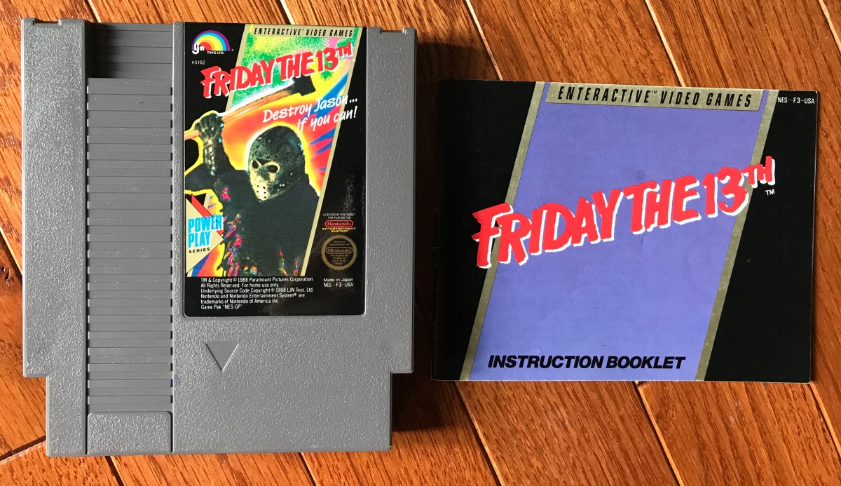 Friday the 13th – Nintendo Entertainment System (NES