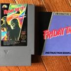Friday the 13th – Nintendo Entertainment System (NES)